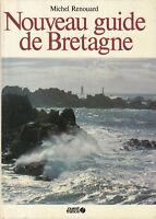 """Livre Nouveau Guide de Bretagne """" M. Renouard """" ( Book )  ( N° 395 )"""