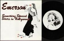 "EMERSON Something Special  7"" Ps, Orig 1983 Nwobhm Single, B/W Stars In Hollywoo"