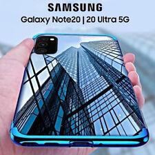 COVER per Samsung Galaxy Note20 / Ultra 5G CUSTODIA ELECTRO + VETRO TEMPERATO 9H