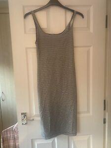 Zara Stripe Bodycon Dress 10