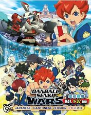 Little Battlers eXperience Wars (Chapter 1 - 37End) ~ 3-DVD SET ~ English Sub ~