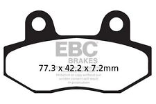 FIT SUPERBYKE  RMX 125 07>08 EBC Sintered Pad Set Rear
