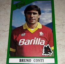 FIGURINA CALCIATORI PANINI 1987/88 ROMA CONTI ALBUM 1988
