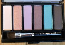 BEST MAC Cosmetics Travel Eyes X 6 Palette RARE SOLD OUT New BNIB M.A.C.