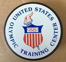 United States Olympic Training Center Puck