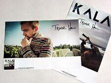 "TREVOR HALL ""KALA"" U.S. PROMO POSTER - Acoustic, Rock, Alternative, Reggae Music"