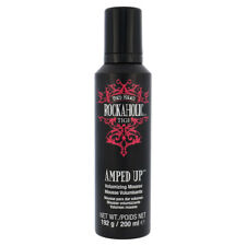 BED HEAD ROCKAHOLIC by TIGI AMPED UP Volumising Mousse 200ml