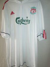 Liverpool 2010-2011 Away Football Shirt Size XL /14417