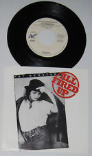 "Pat Benatar - Canadian 45 with picture sleeve - ""All Fired Up"" ""Cool Zero"" NM/NM"