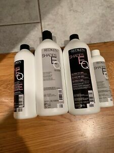 REDKEN SHADES EQ DEVELOPER  YOU CHOOSE YOUR SIZE GLOSS OR GLOSS TO GEL FAST SHIP