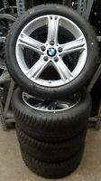 4 BMW Winterräder Styling 393 225/50 R17 M+S BMW 3er F30 F31 4er F36 6796242 RDK