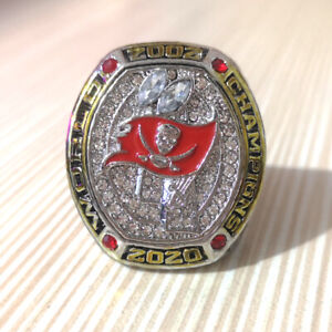 Tampa Bay Buccaneers 2020-2021 LV Championship Ring High Quality Holiday Gift