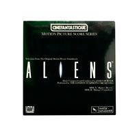 "Aliens Cinefantastique Motion Picture Score 7"" 45 RPM Record  Horror Block"