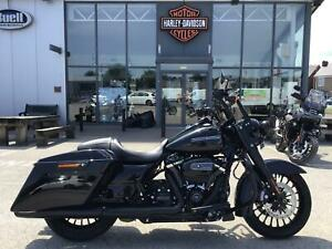 2019 Harley-Davidson TOURING FLHRXS ROAD KING SPECIAL FLHRXS Colour Option (19MY