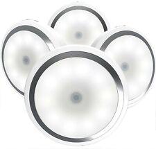 Luz De Sensor De Movimiento, Luz Nocturna Led Con Bateria Inalambrica, Stick-an