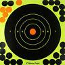 Shooting Targets 10 Pack 8 inch Reactive Splatter Gun Rifle Pistol Shot Airsoft