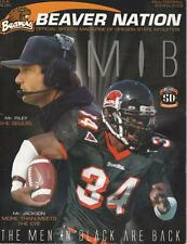 Oregon State Beavers Nation Official Magazine Fall Football 2003