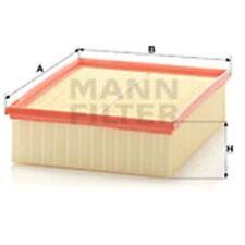 Mann Air Filter Element For Audi A4 1.6 1.8 T quattro 1.8 T 1.9 TDI