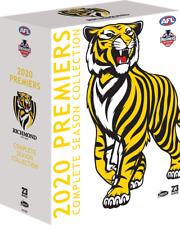 AFL 2020 Premiers Richmond Tigers Complete Season Collection R4 DVD