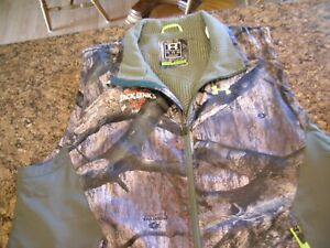 Under Armour Cold Gear Fitted Vest Camo Mossy Oak/Jack Links Mens 2XL