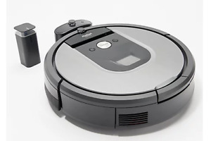 iRobot Roomba 960 Wi-Fi Connected Robotic Vacuum R960020