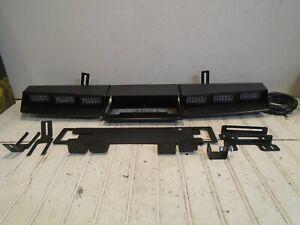 Star Signal Rear Deck Lightbar - LED model DL16V-6CV-RR