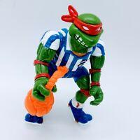 Teenage Mutant Ninja Turtles 1991 Sports Figure Soccer Player Raphael Vintage