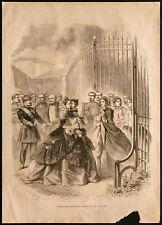 1860 - Napoléon III - Saint-Cloud - Prince impérial Louis-Napoléon Bonaparte