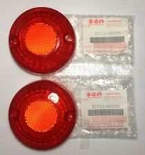 Suzuki Jimny LJ80 Stop Lamp Lens LH and RH (2 Pcs)