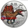 3 Euro Commémorative Autriche 2019 Couleur - Dinosaure