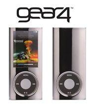 GEAR4 SILVER MIRRORED Crystal Hard Skin Case Icebox Mirror for iPod Nano 4th Gen