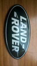 LAND ROVER GRILLE BADGE GREEN  DISCOVERY RANGE ROVER DEFENDER LR002717 ORIGINAL