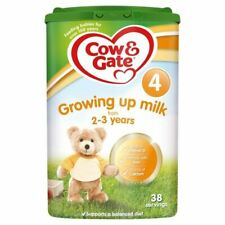 Cow & Gate 4 Growing Up Milk 2-3yrs 800g New