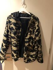 A Bathing Ape (BAPE) reversible Cyling Jacket