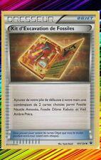 Kit d'Excavation de Fossiles - XY10 - 101/124 - Carte Pokemon Neuve Française