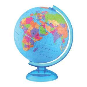 Adventurer 12-inch Political Globe