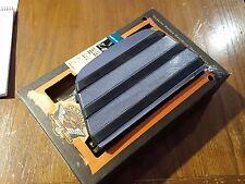 HARLEY DAVIDSON WIDE BAND BILLET FOOTBOARD INSERT KIT P/N 51016-01