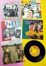 STRAY CATS x10 45 MEGA-LOT US+UK Issues, Gate-Fold, Picture Sleeves MINT RP302