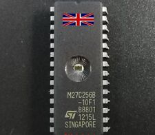 M27C256B-10F1 CDIP-28 Integrated Circuit from STMicroelectronics