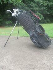 Mens Right Hand Golf Club Set +  Bag + Cobra Driver + Mizuno Woods - GR8 DEAL!!