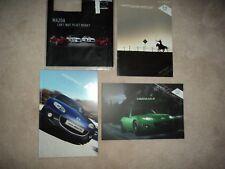 Mazda MX-5 / Sport Black Special Ed. Brochure Pack - 2011 - Mint