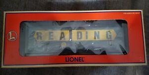 LIONEL 6-29258 READING BOX CAR