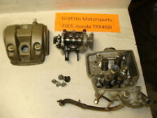 2004 2005 HONDA TRX450R FOURTRAX cylinder head valves cam shaft cover complete