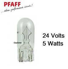 PFAFF Wedge Light Bulb 24v 5w Expression Range Bulb 4131818020