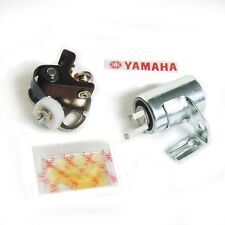 1973-1977 Yamaha CONDENSER & CONTACT POINTS KIT tune up dt100 yz80 gtmx80 rs100