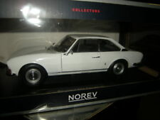 1:18 norev peugeot 504 Coupe 1969 Arosa White/blanco nº 184825 OVP