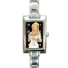 Dolly Parton Rectangular Italian Charm Watch RT50
