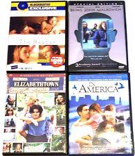 Being John Malkovich | In America | Elizabethtown | The Reader ~ Dvd Lot