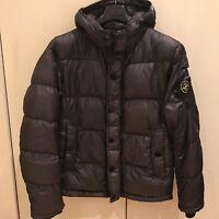 Stone Island | Large Puffer Jacket Hoody Coat Down Hoodie *Faulty* Cp Company -
