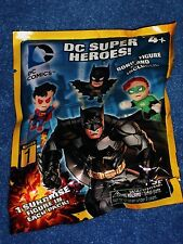 DC Comics Mini Heroes Collectable Figures - Sealed Packs